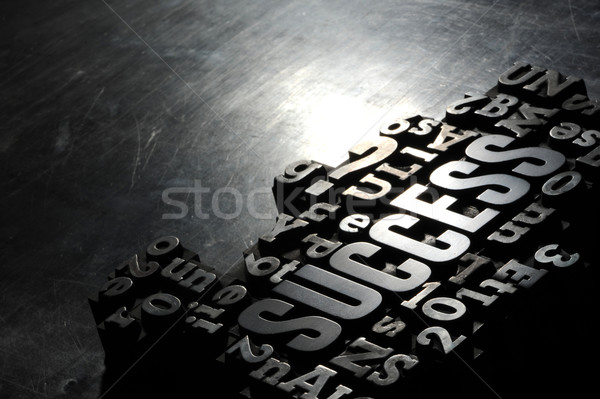 Success concept related words  Stock photo © stokkete