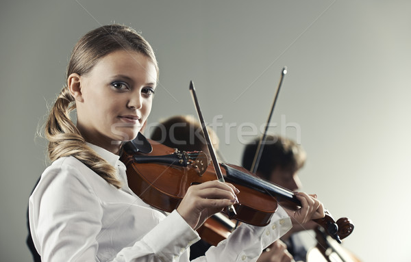 Classical music Stock photo © stokkete