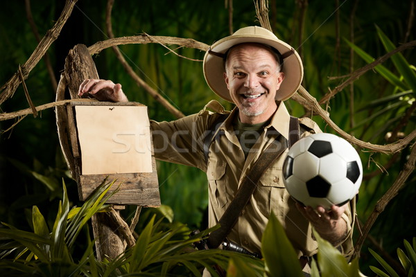 Football World Cup in Brazil Stock photo © stokkete