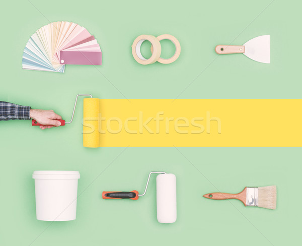 Do it yourself and crafts Stock photo © stokkete