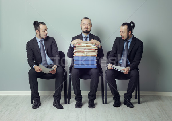 Ready for the job interview Stock photo © stokkete