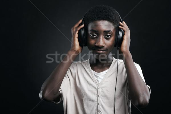 Funky teenager Stock photo © stokkete