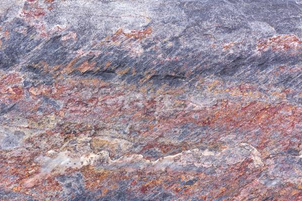 Oppervlak steen detail textuur bouw rock Stockfoto © stoonn