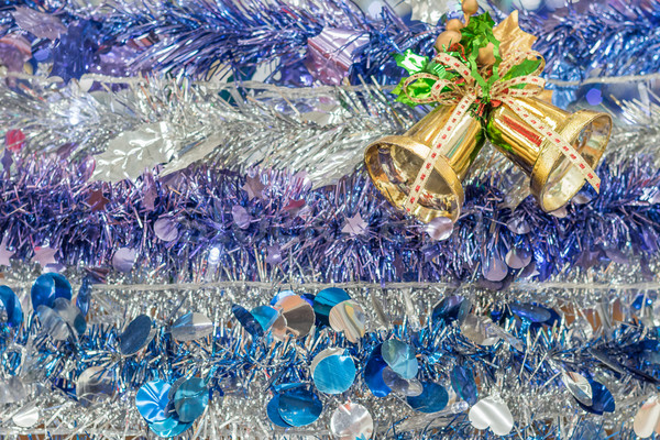 Natal férias textura árvore inverno grupo Foto stock © stoonn