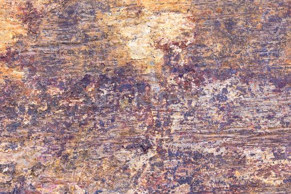 Textura pedra pormenor superfície construção rocha Foto stock © stoonn