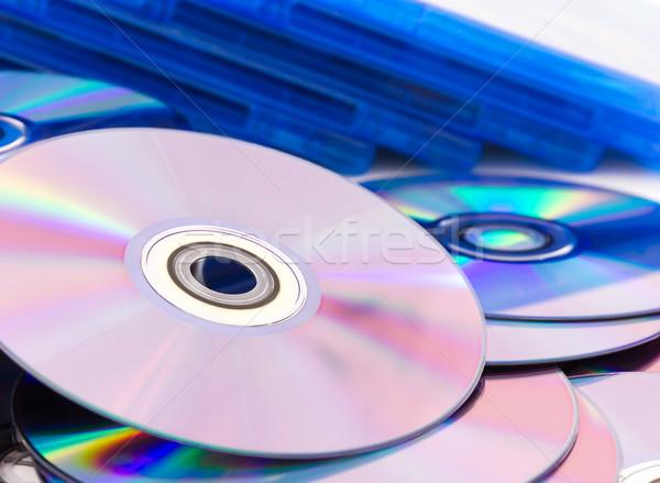 Compact technologie software digitale Stockfoto © stoonn