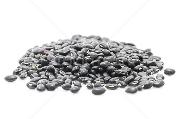 Black beans  Stock photo © stoonn