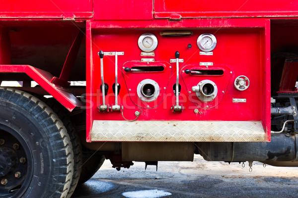 Fire truck Stock photo © stoonn