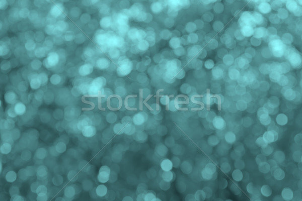Blurred lights circular bokeh for Christmas background Stock photo © stoonn