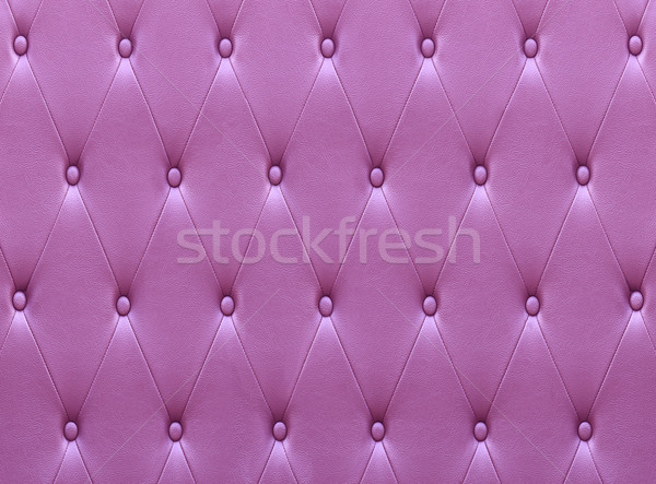 Pattern of violet leather seat upholstery Stock photo © stoonn