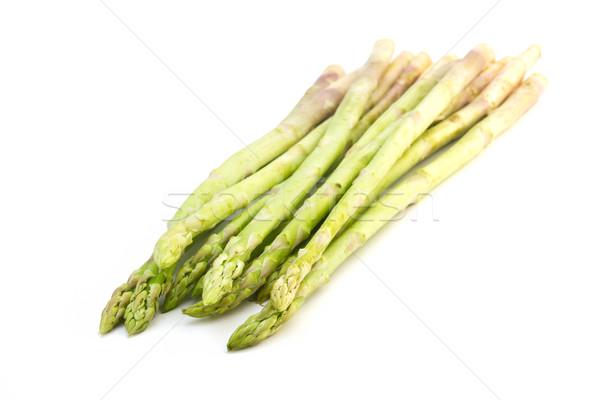 Green asparagus1 Stock photo © stoonn