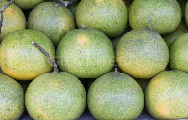 Pomelo or pummelo Stock photo © stoonn