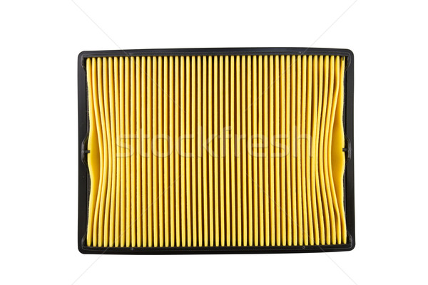 Square Air filter Stock photo © stoonn