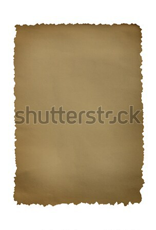 Vintage grunge burnt paper Stock photo © stoonn