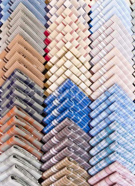 носовой платок продавать красоту печально ткань Сток-фото © stoonn