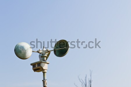 Anemometer station 2 Stock photo © stoonn