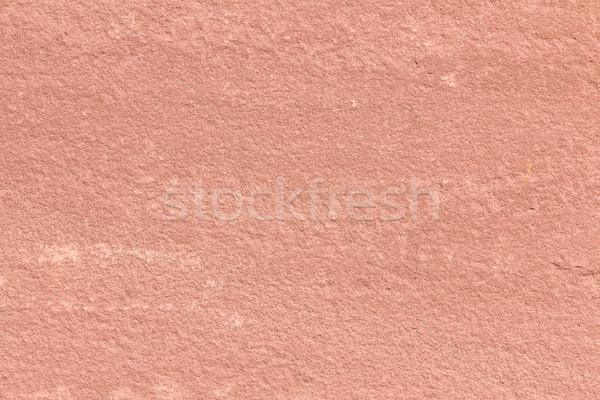 Textuur Rood steen detail oppervlak rock Stockfoto © stoonn