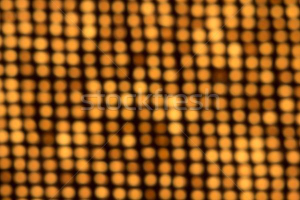 Résumé lumières photos rangée art Photo stock © Stootsy