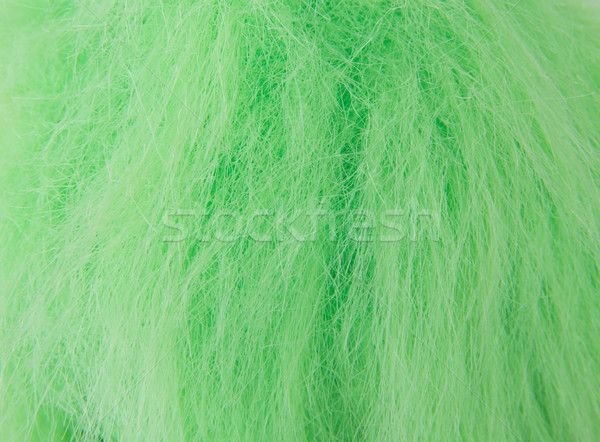 Green hair Stock photo © Stootsy