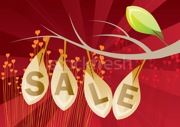 Shopping concept Illustration Image, you can use it for any sale time or seasons Stock photo © stoyanh