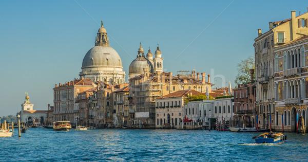 Santa Maria della Salute, Venice Stock photo © stryjek