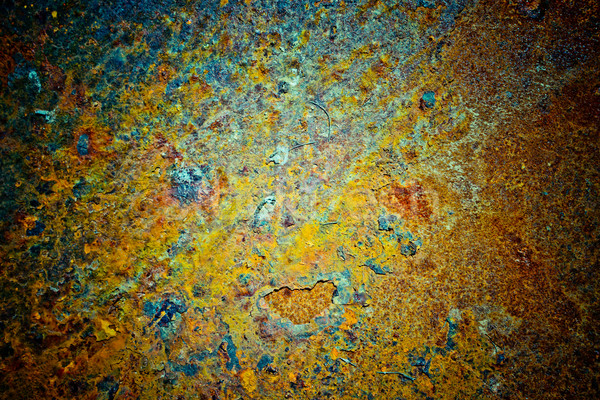 Rust metal Stock photo © stryjek