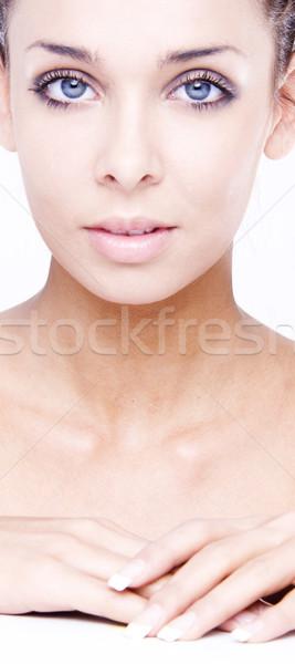 Stock photo: beauty skin