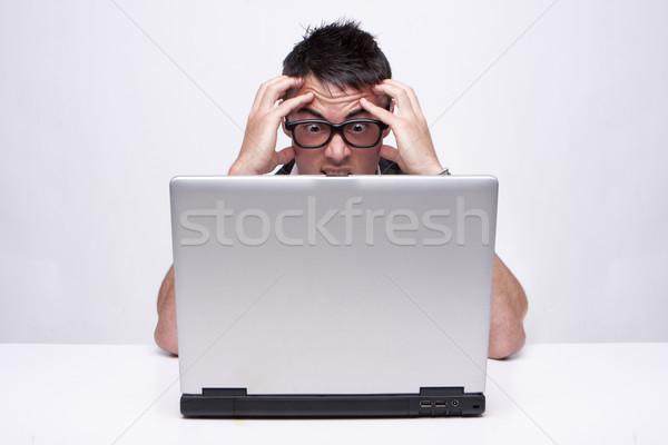 computer problems Stock photo © stryjek