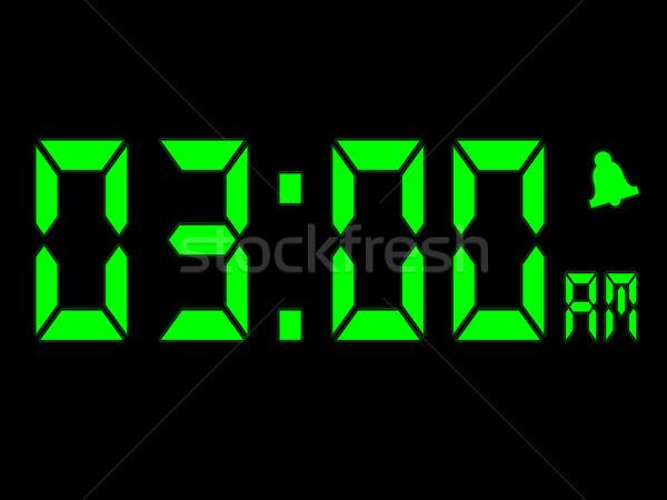 Early Morning Alarm Call At Three AM Stock photo © stuartmiles