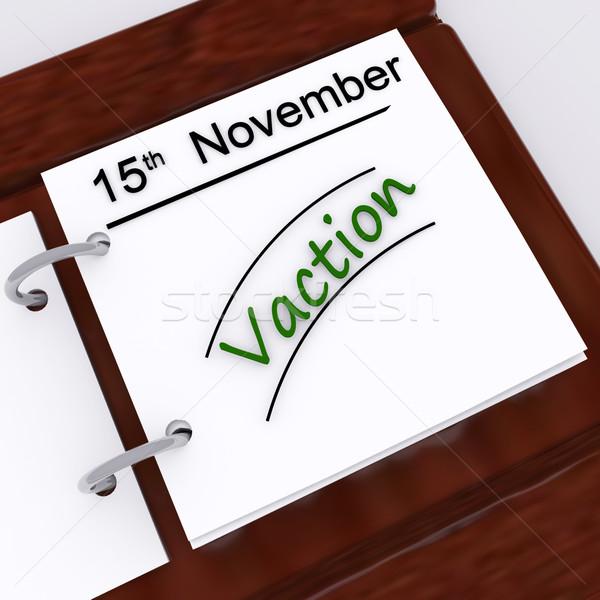Stock fotó: Vakáció · tervező · ünnep · búcsú · mutat
