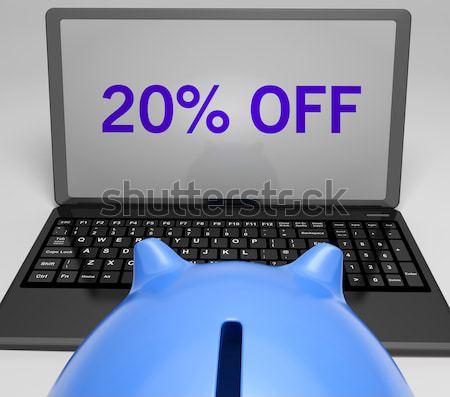 Kettő ezer tizenhat laptop év 2016 Stock fotó © stuartmiles