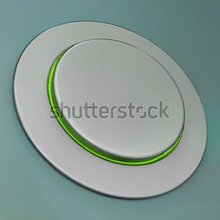 Lökés gomb kapcsoló copy space mutat Stock fotó © stuartmiles