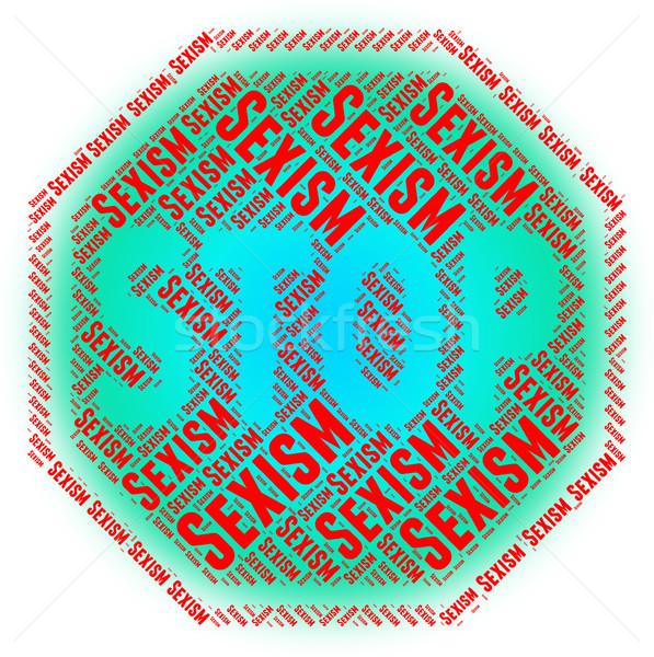 Stop genere controllo stop allarme Foto d'archivio © stuartmiles