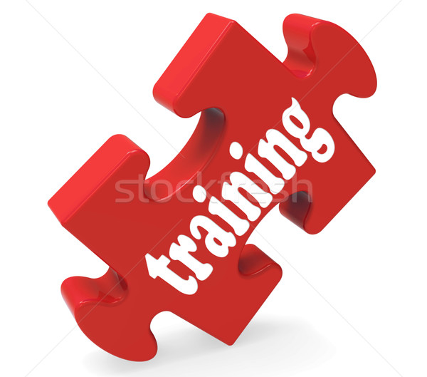 Training Shows Education Learning And Development Stock photo © stuartmiles