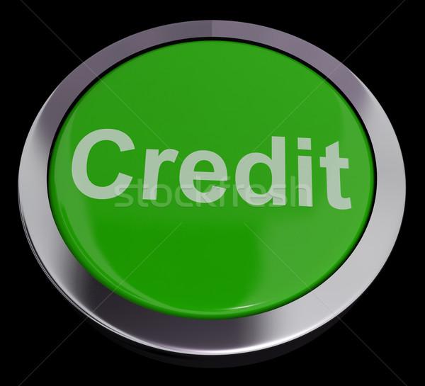 クレジットカード ボタン 金融 ローン 購入 銀行 ストックフォト © stuartmiles