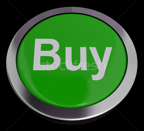 Buy Button For Commerce Or Retail Purchasing Stock photo © stuartmiles