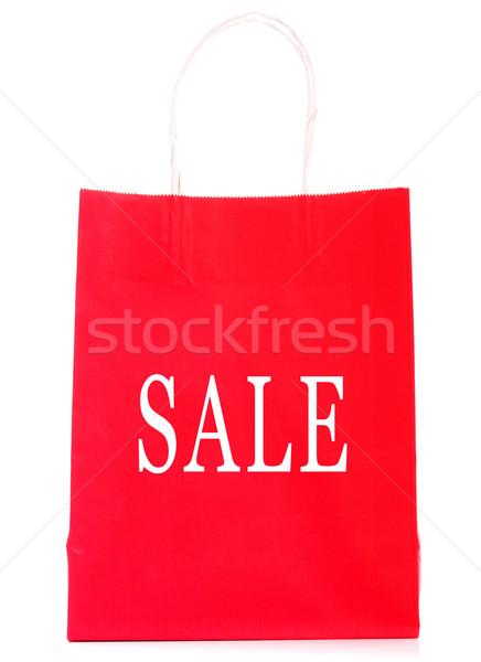 Stok fotoğraf: Satış · alışveriş · çantası · mesaj · alışveriş