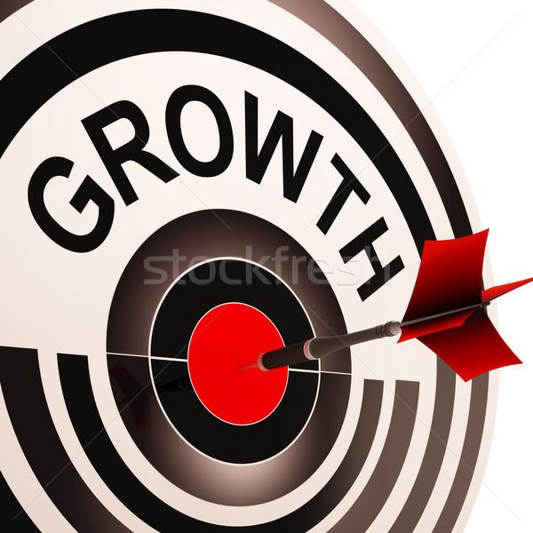 Crecimiento madurez mejora progreso Foto stock © stuartmiles