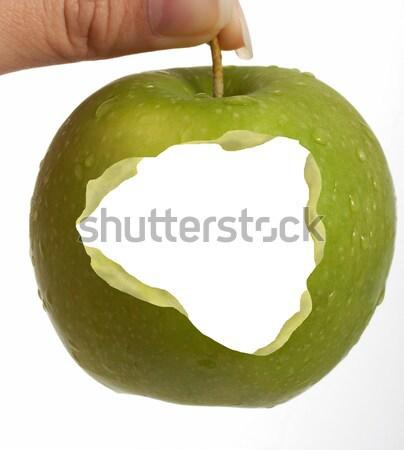 リンゴ 日 健康 医師 フィットネス ストックフォト © stuartmiles