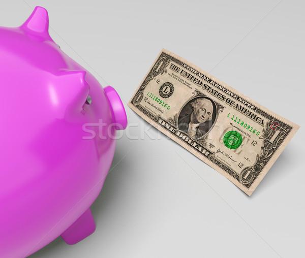 Photo stock: Dollars · recettes · Amérique · argent