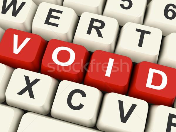 ключами шоу недействительный онлайн Сток-фото © stuartmiles