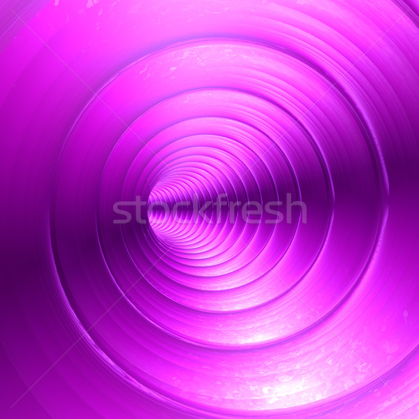 Mauve Vortex Abstract Background With Twirling Twisting Spiral Stock photo © stuartmiles