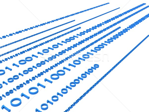 デジタル ストリーミング ネットワーク サーバー ストックフォト © stuartmiles