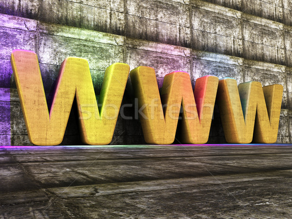 Online Tools Indicates World Wide Web And Apparatus Stock photo © stuartmiles