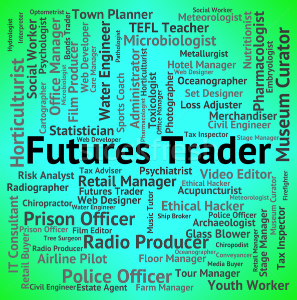 Commodity options trader jobs