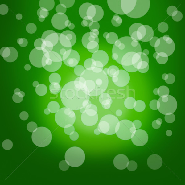 Sparkling Dots Background Means Celestial Twinkles Or Flashes Stock photo © stuartmiles