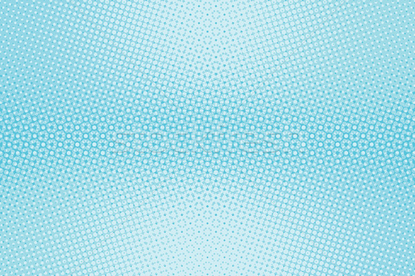 Luz azul retro cômico fundo Foto stock © studiostoks