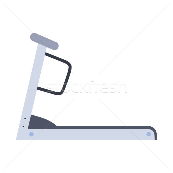 Stationary treadmill Stock photo © studiostoks