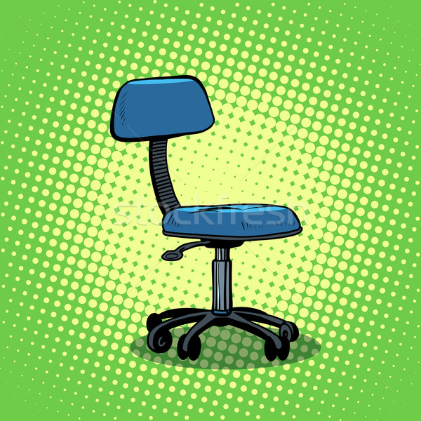 Office chair furniture Stock photo © studiostoks