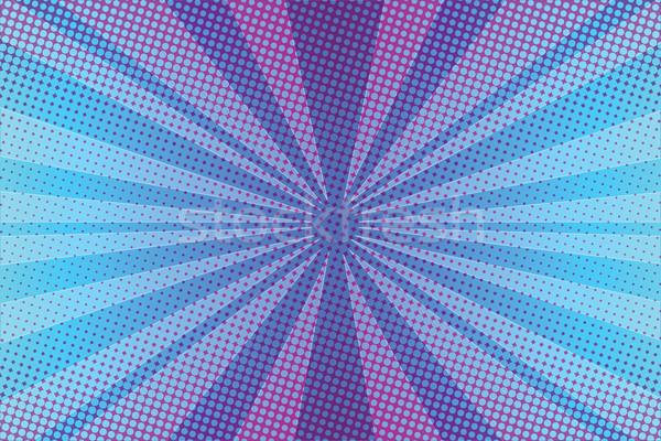 Violeta retro luz fundo Foto stock © studiostoks